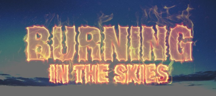 burningintheskies