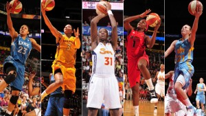 WNBA PLAYERS