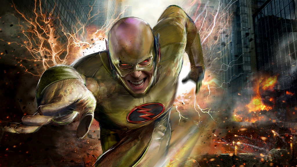 The fastest Super Villain My favorite show on TV is The Flash. While season one was great it ended with the Reverse Flash (Harrison Wells) dying. I was upset about this because I felt that He was an important character. Now the new season of the flash is back and there is signs of the Reverse Flash returning. I'm excited to see what happens next.